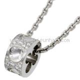 SA Vòng cổ Louis Vuitton Empreinte Pendant kim cương