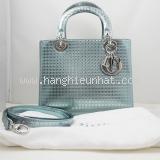 S Túi Lady Dior xanh