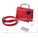 S Túi Christian Dior B Dior đỏ