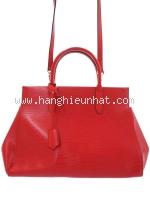 SA Túi Louis Vuitton marly MM epi đỏ