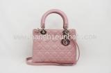 MS519b295 Túi Christian Dior hồng phấn