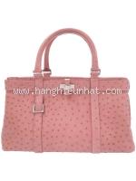 SA Túi Loewe da đà điểu hồng