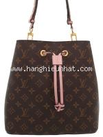 Túi Louis Vuitton noe noe viền hồng