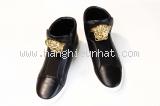 MSaS Giày nam Versace cao cổ logo medusa size 39