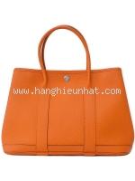 Túi xách Hermes Garden Party 30 PM màu cam
