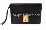 MS01 Cầm tay Louis Vuitton epi dragon đen