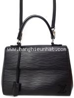 Túi xách nữ Louis Vuitton clunny BB epi đen