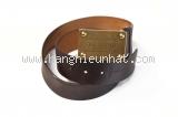 TL09 Thắt lưng nam Louis Vuitton nâu size 80