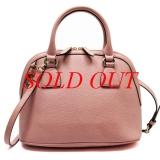 MS121912 Túi Gucci hồng logo charm 449662